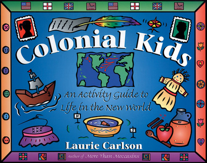 Colonial Kids cover