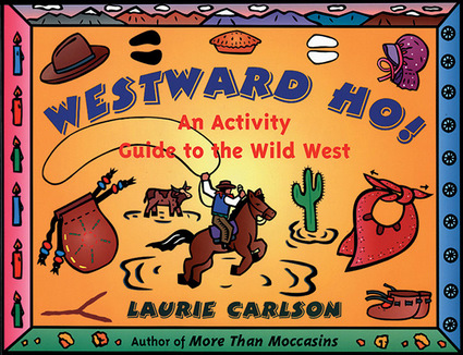 Westward Ho cover